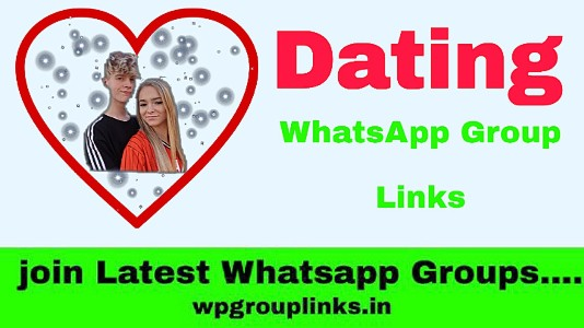 Dating WhatsApp group links