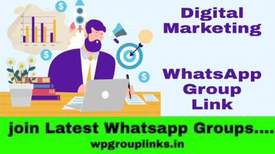 Digital Marketing WhatsApp Group Link