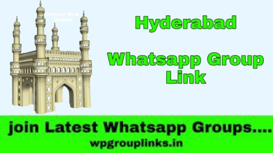 Hyderabad WhatsApp Group Link