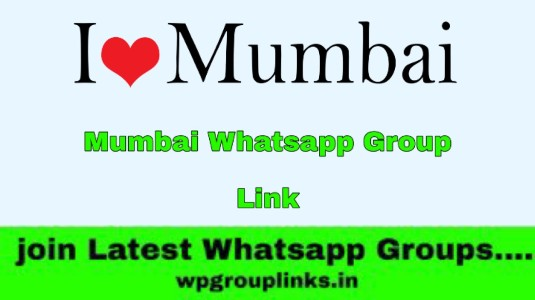 Mumbai WhatsApp Group Link